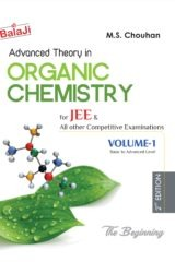 ADVANCE THEORY ORG CHEMISTRY JEE VOL-1